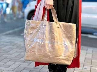 🚚 CDG Kraft Bag