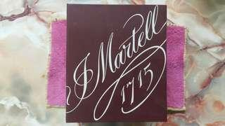 Wine cup martell limited collection