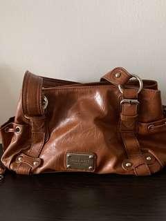 Leather Bag lightly used