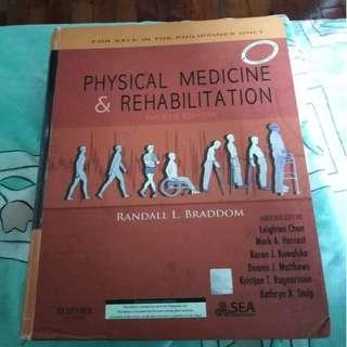 Braddom: Physical Medicine and Rehabilitation 4th ed