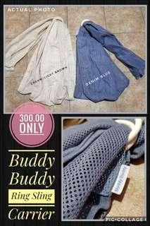 Buddy Buddy Ring Sling Carrier