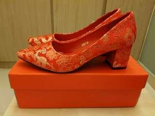 Traditional Wedding Heels