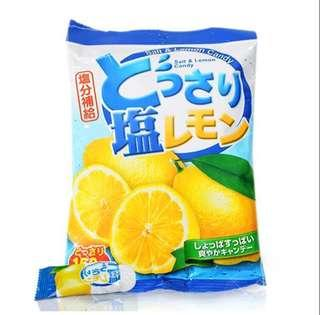 Cocon Salt and lemon candy (150g)