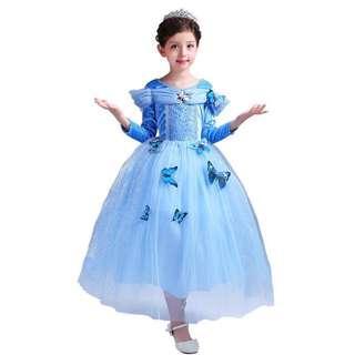 🚚 Instock Cinderella Dress Princess dress Party Dress