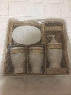 歐洲style浴室套裝組合一set,減價速銷🎉