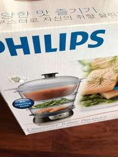 Philips HD9140 9L steamer and spare parts 飛利浦 蒸爐