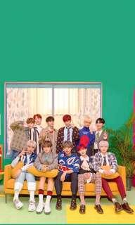 [ GIVEAWAY ] Wanna One Posters