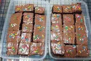 Nutella Brownies 15pcs minibites instock