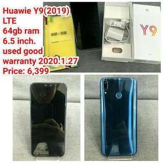 Huawie Y9(2019)