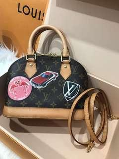 [FINAL 1380$]Louis Vuitton Alma BB Limited Edition