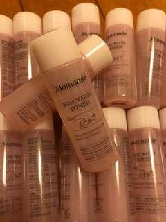 Mamonde rose water sample 25ml