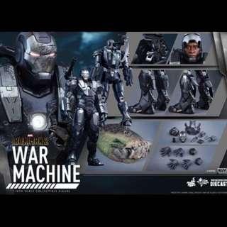 全新啡盒未開 Hottoys Ironman War Marchine Mark 1 (MMS331D13)