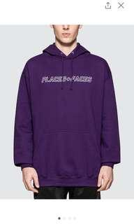 Places+Faces Embroidered Hoodie
