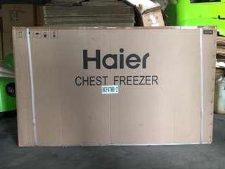 🚚 Haier 冷凍櫃