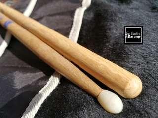 (NEW)TAMA Traditional Series Drumsticks 5B Nylon Tip #50TXT