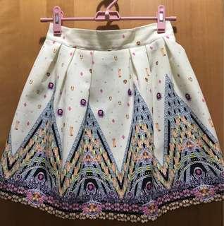 Skirt 韓國 半身裙 半身短裙 半截裙 橡筋腰