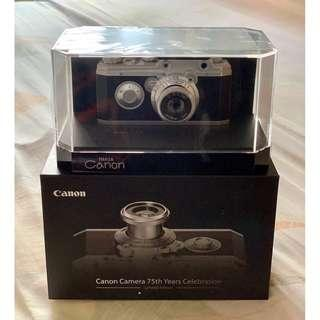 Brand New Canon 75th anniversary Limited Hansa miniature Toy model