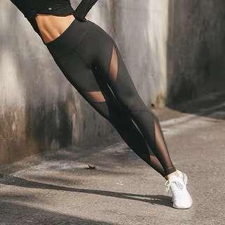 🚚 BNWT Black Sport Pants (Size M)