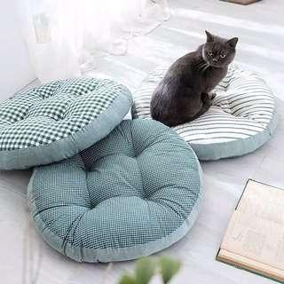 🚚 Round meditation cushion chair cushion Bay window cushion