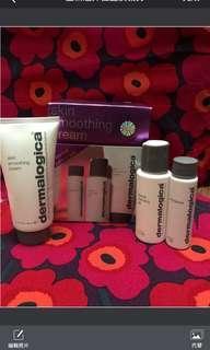 Dermalogica gift set skin smoothing cream 氨基酸潤面霜100ml套裝 $280