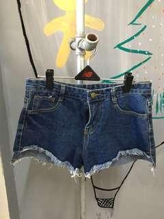 🚚 單寧短褲