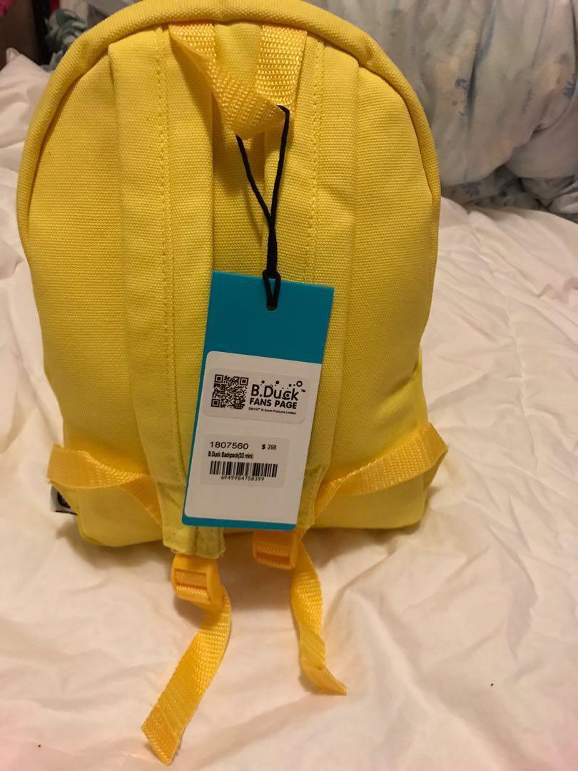 全新- B.Duck 小童背包