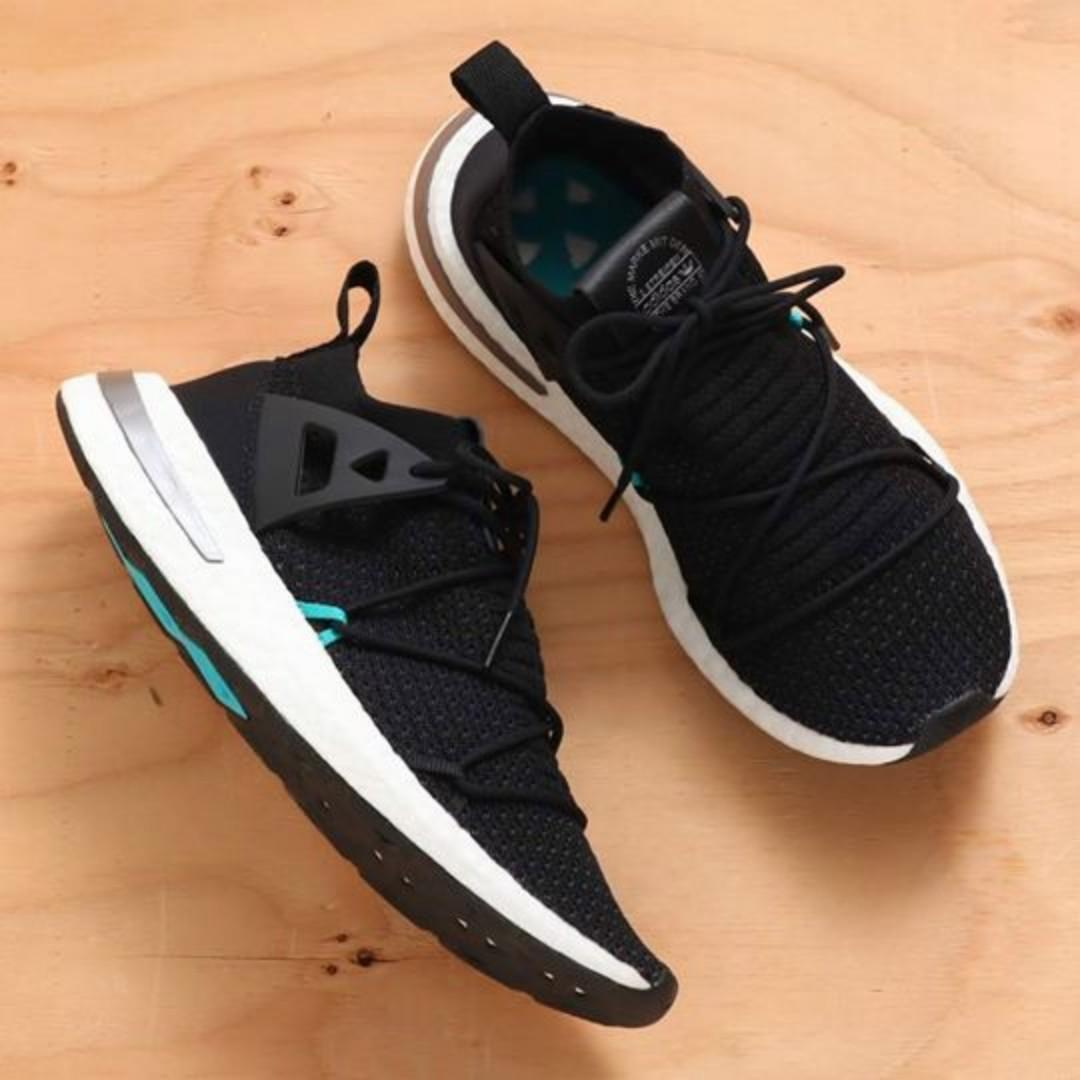 Adidas Arkyn Runners Women's Sizes Black Boost Primeknit