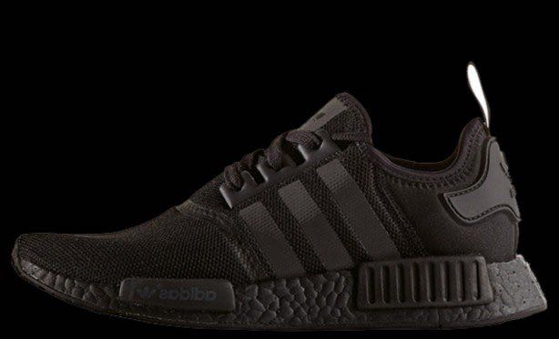 low cost 532aa fb737 Adidas NMD R1 Triple Black