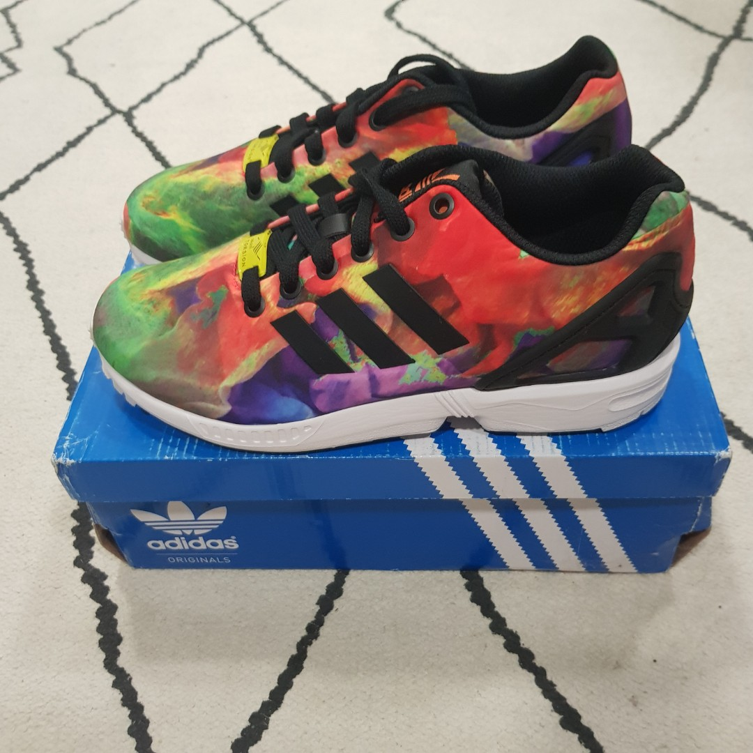 1f6d5086ebc73 Adidas ZX Flux Multicolour