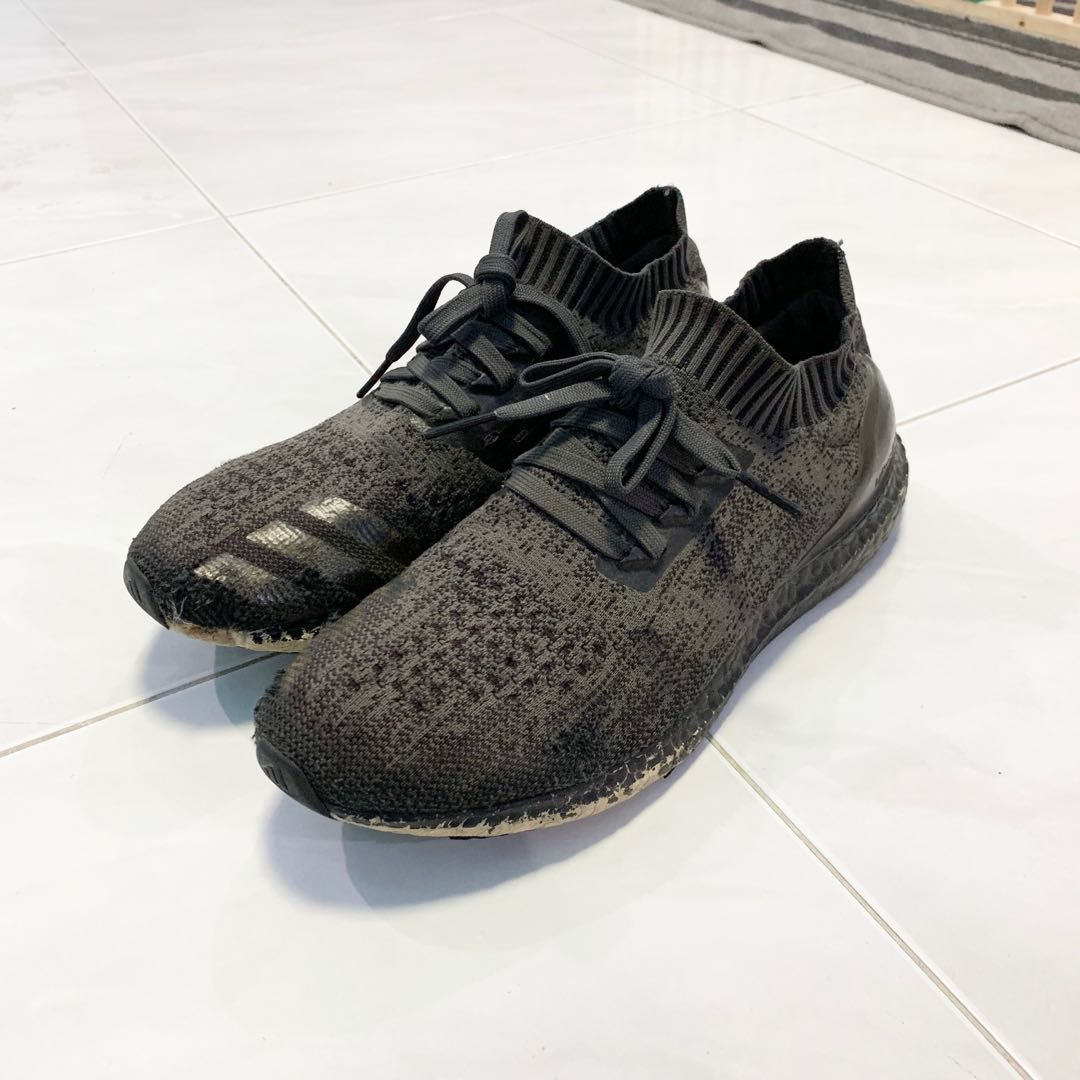 62b5a111a092a AUTHENTIC  Ultraboost Uncaged 2.0 Triple Black
