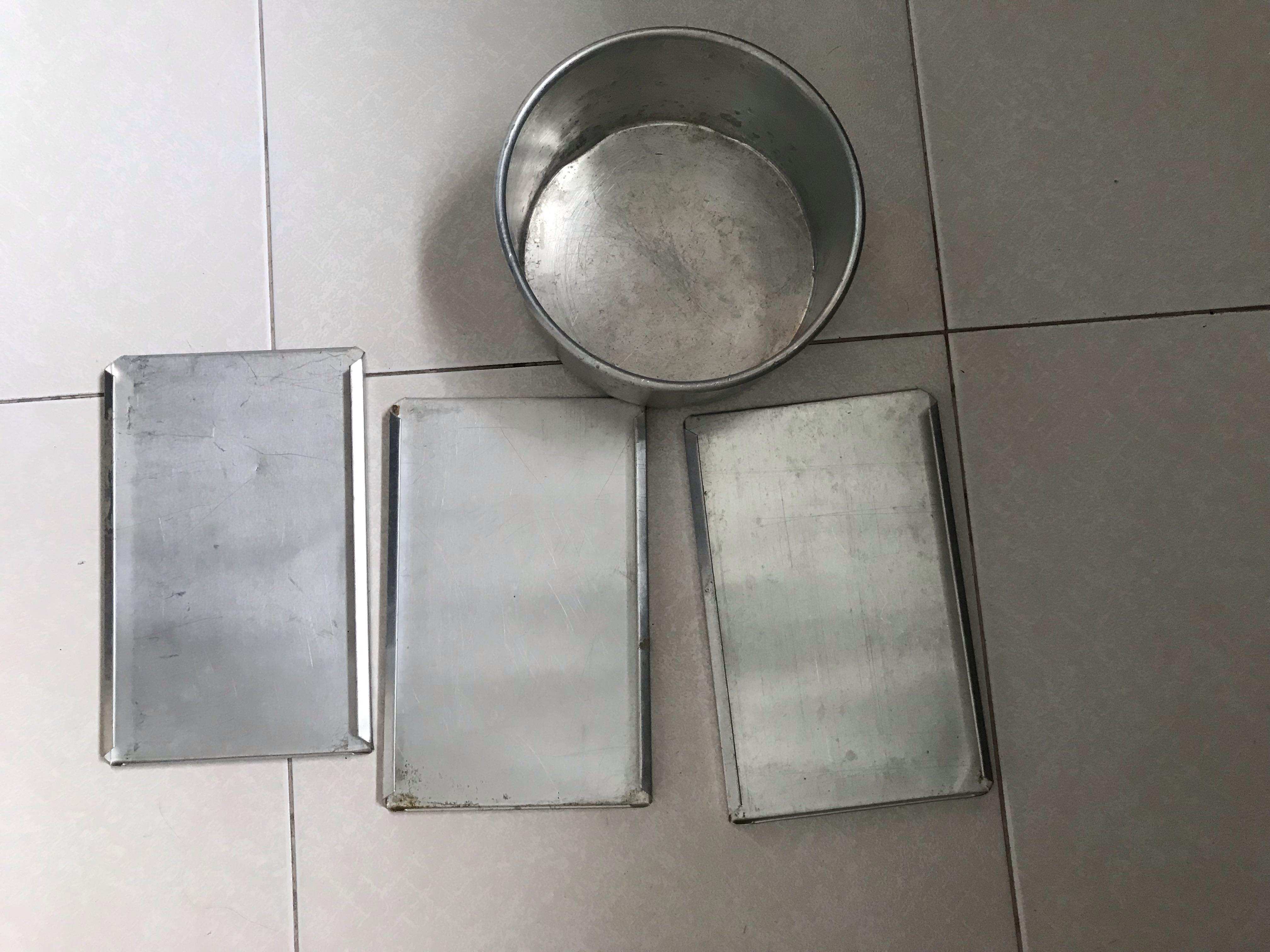 Baking Containers / Trays