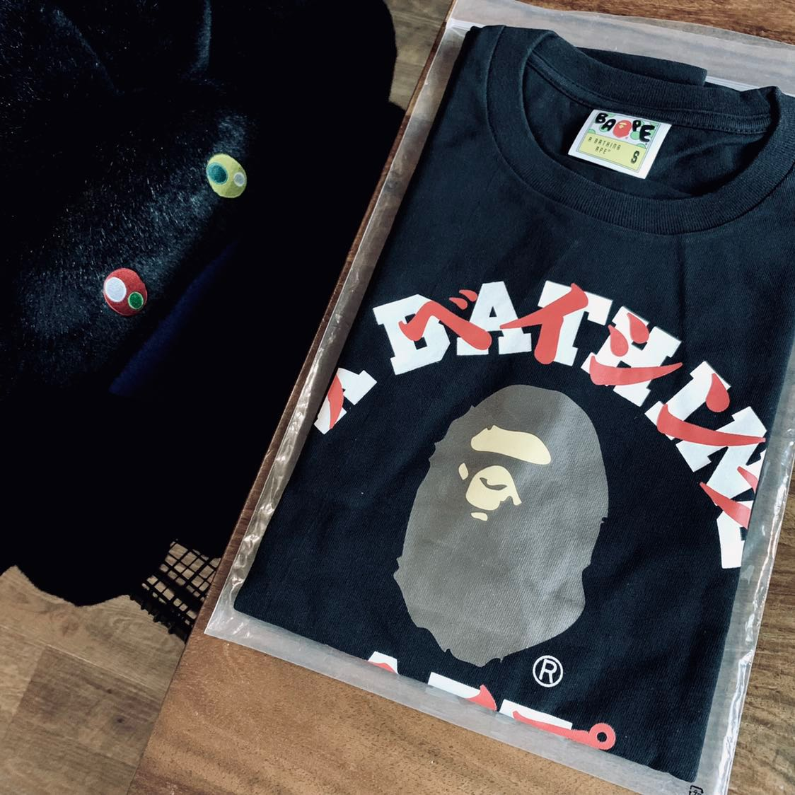 f9124cdc BAPE TEE, Men's Fashion, Clothes, Tops on Carousell