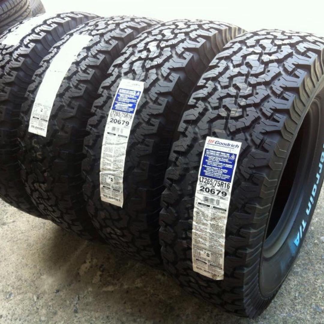 BFGOODRICH Mud-Terrain T/A KM3 All_Season Radial Tire-13/000R20 114Q