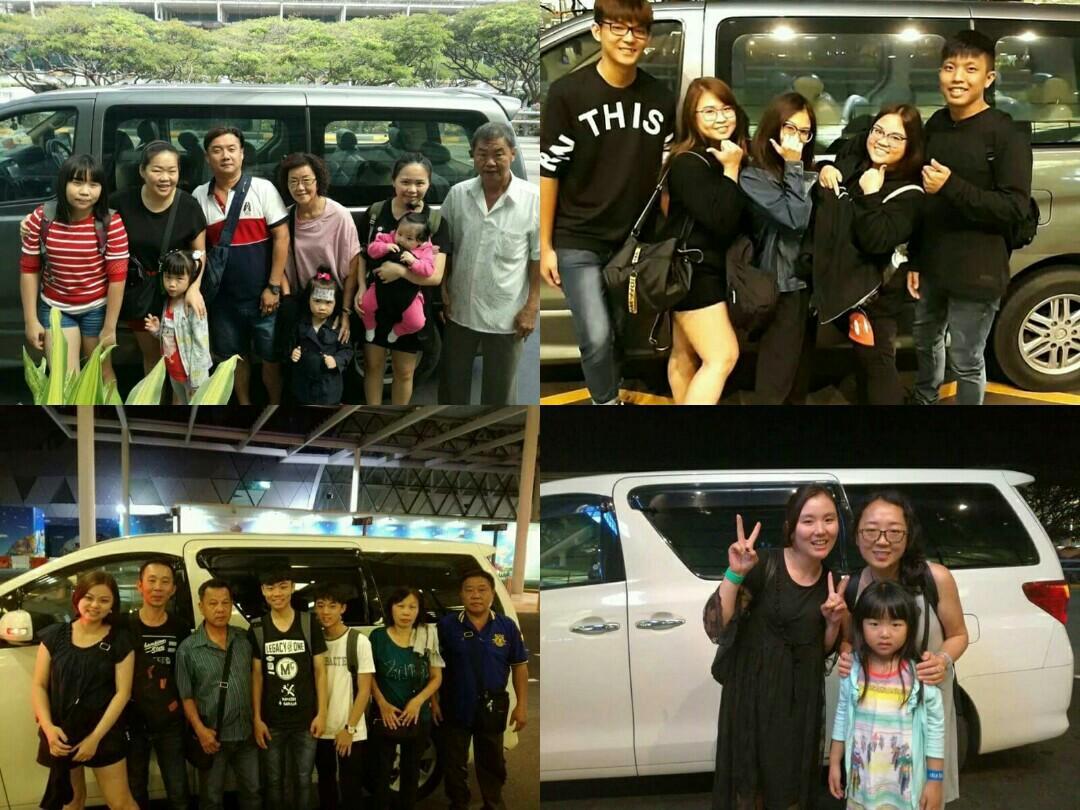 Car to Malaysia