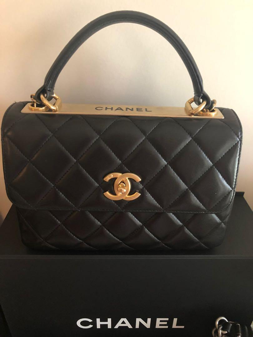 Chanel CC Trendy Bag - Small