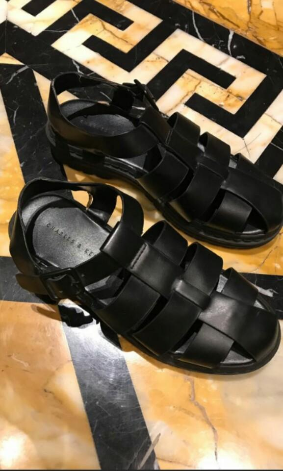 Charles and keith size 37