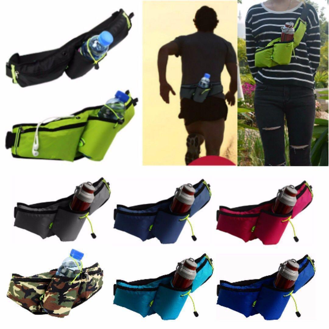 00a0911da60 DALE Hiking Waist Pouch/Pack/ with Water Bottle/ Fanny Pack/ Lumbar ...