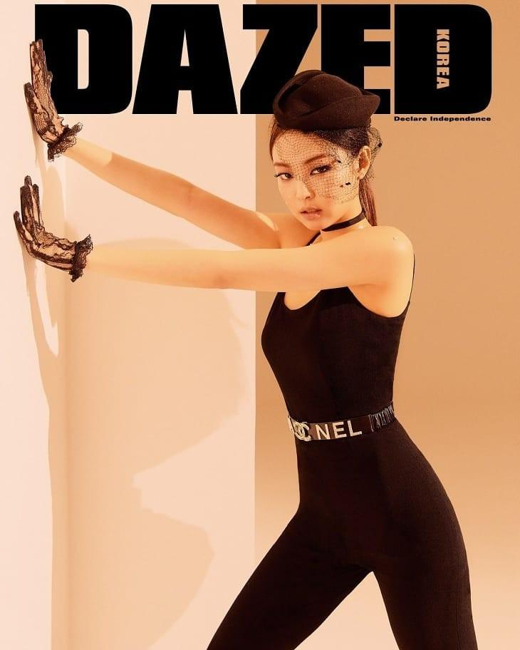 Dazed and Confused April's Magazine - Jennie Blackpink Issue