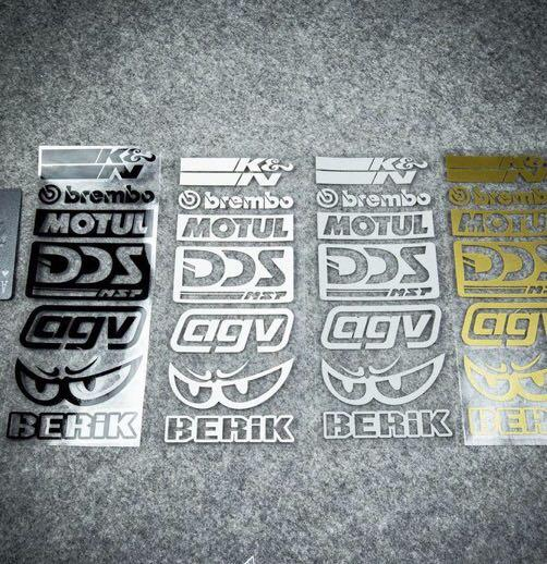 Ebike,car,motor Sticker/Decal