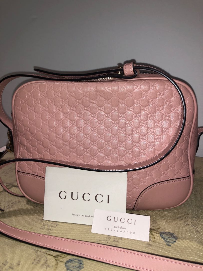 5d350dc97aae Gucci Bag, Luxury, Bags & Wallets, Sling Bags on Carousell