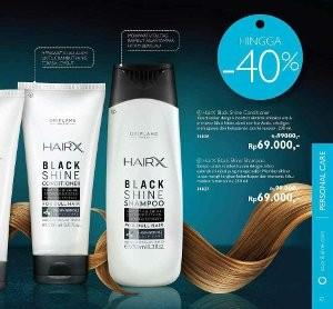 HairX Oriflame - Shampoo & Conditioner