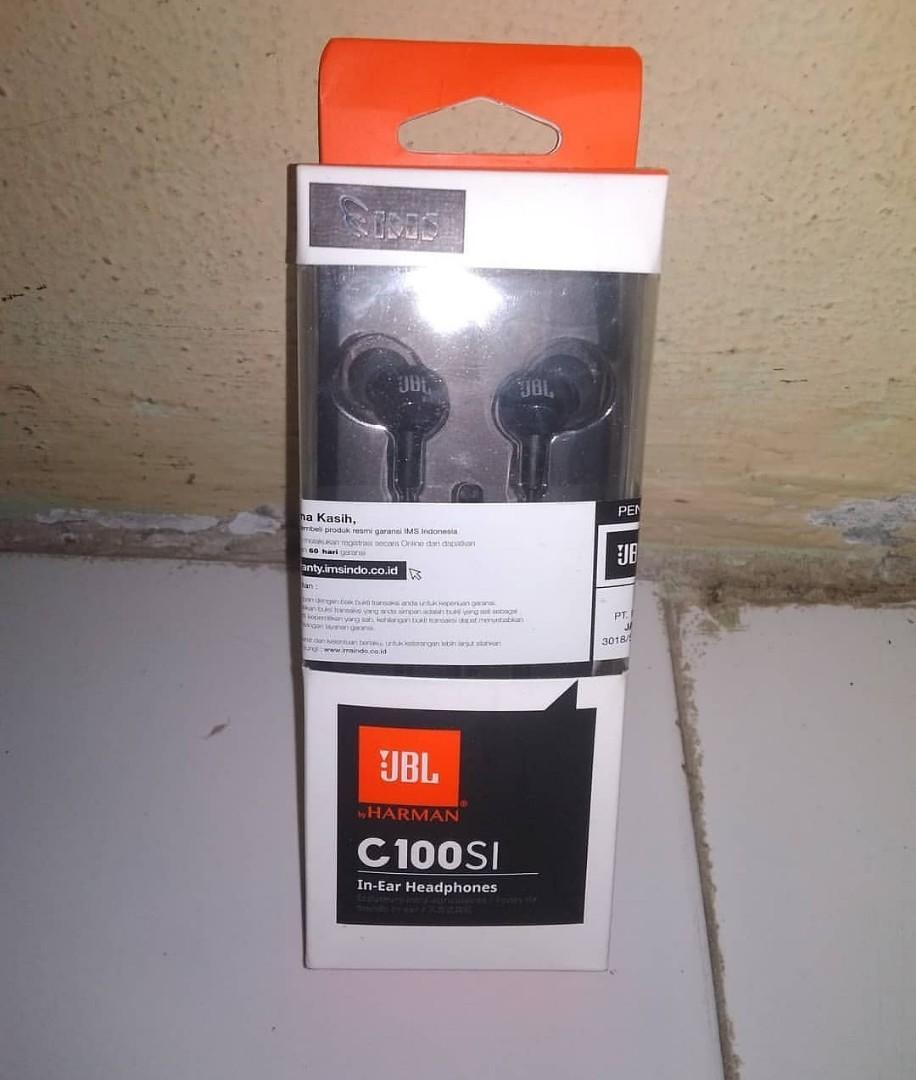 Headset JBL C100SI