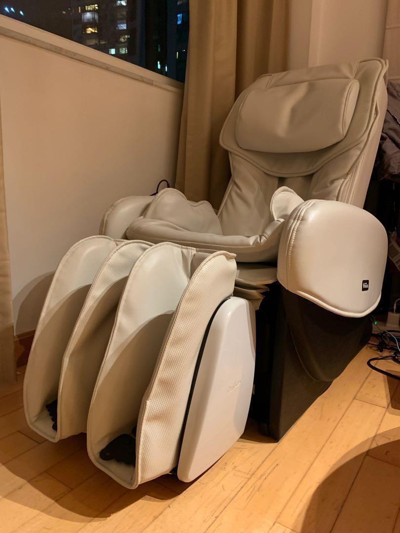 Inada massage chair 日本製 稻田 按摩椅 HCP-X503D