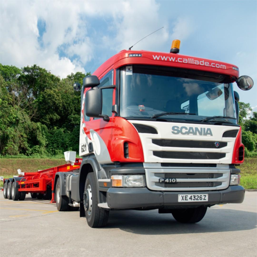 Inter-Gateway Haulier Specialists (IGH Driver - Class 4)