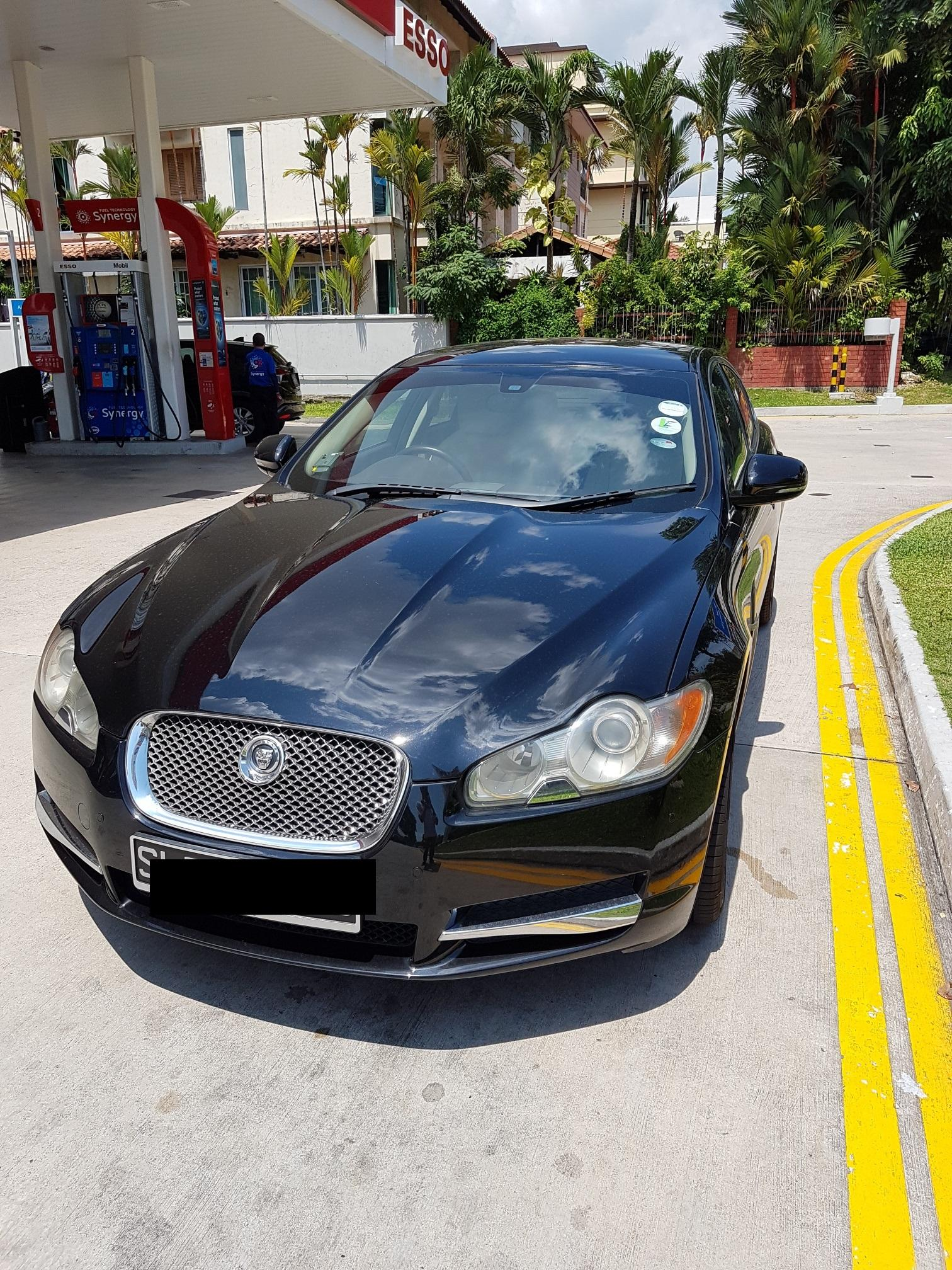 Jaguar XF 3.0 V6 Luxury Auto