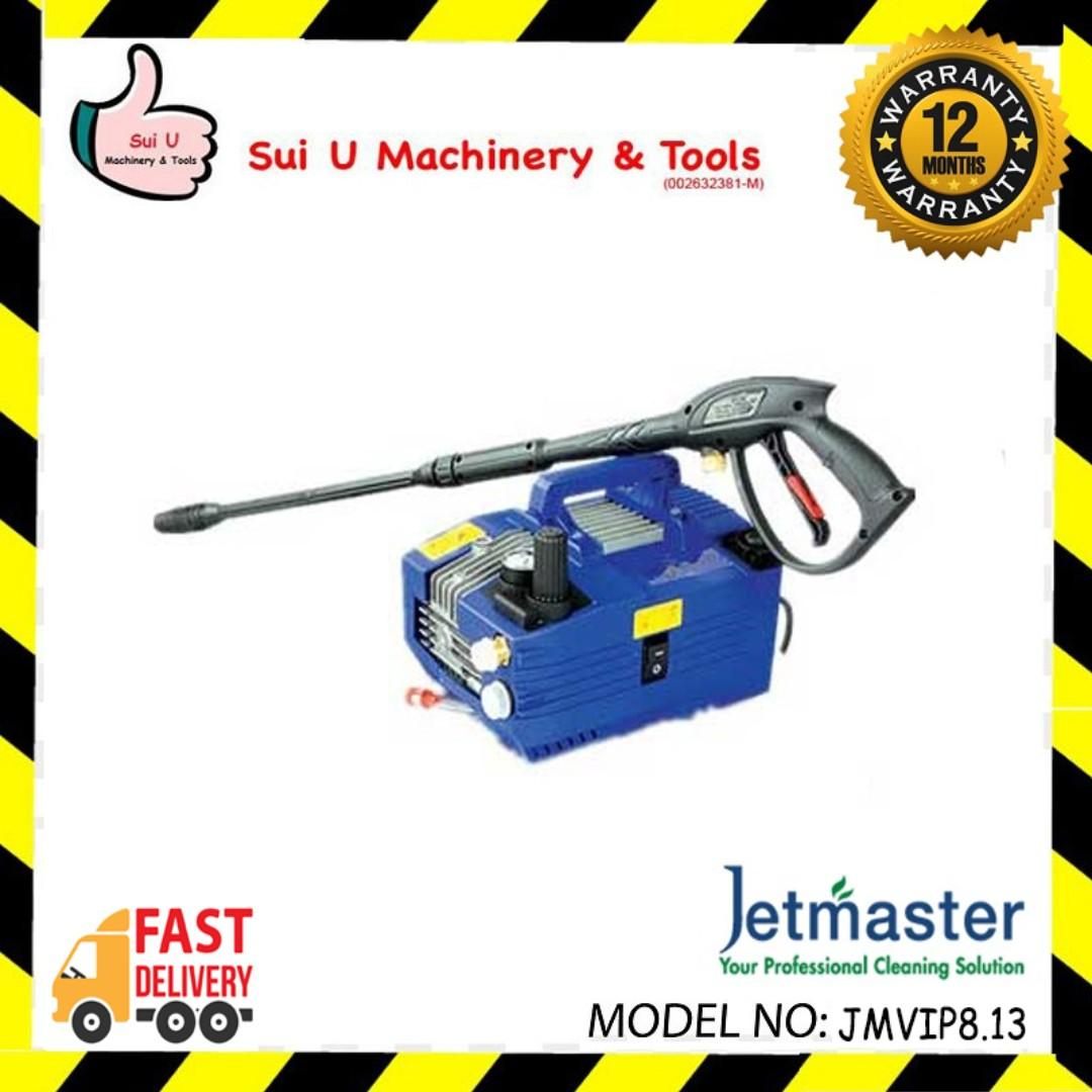 JETMASTER JM VIP8.130 High Pressure Cleaner 130bar