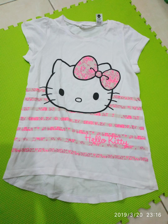 Kaos Hello Kitty H&M