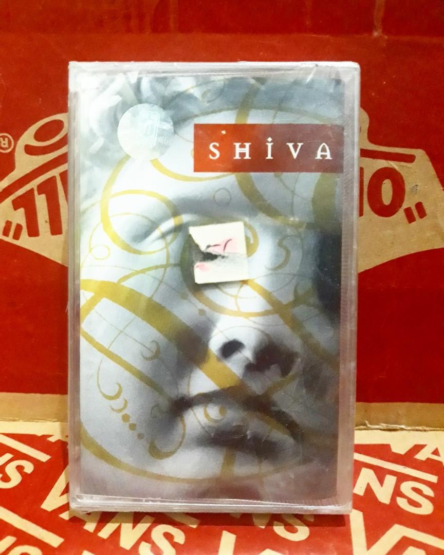Kaset Pita Shiva - S/T 📼 New/Sealed