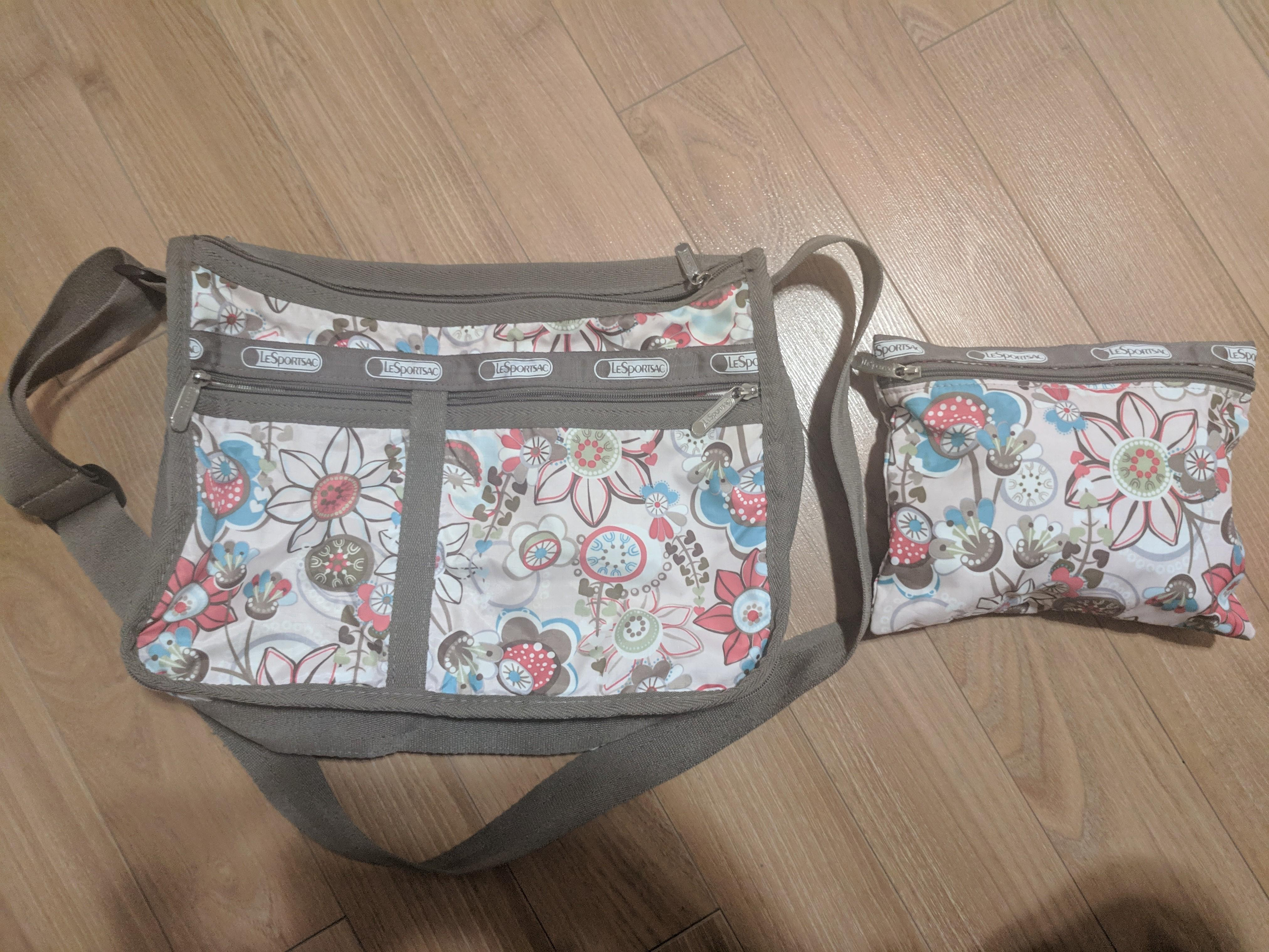 LeSportsac Classic Hobo bag everyday essential use