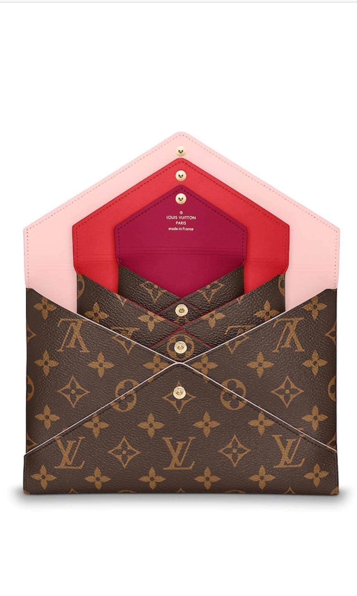 caa460173d38 Louis Vuitton Pochette Kirigami set